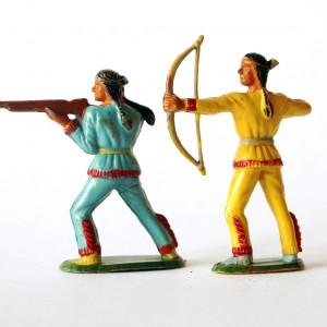 Figurines Michel Indiens des plaines