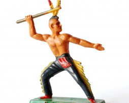 Figurines Starlux Indiens Sioux