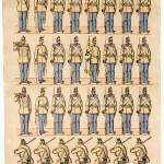 Imagerie Epinal uniforme