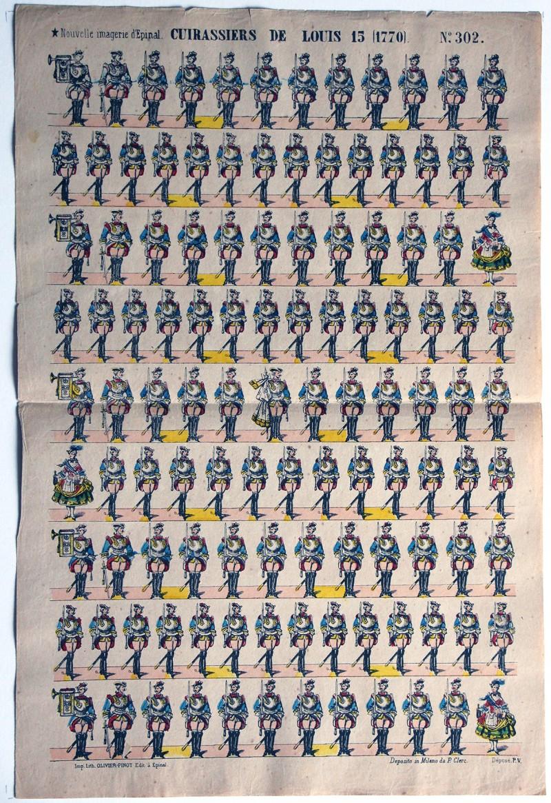 8 Planches imagerie Epinal - Pellerin Editeur - N°272/382/1789/1492/1489/274/482/302 - Divers