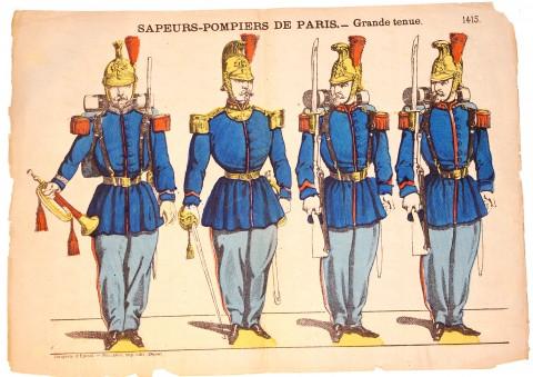 Imagerie Epinal une présentation de l'histoire militaire