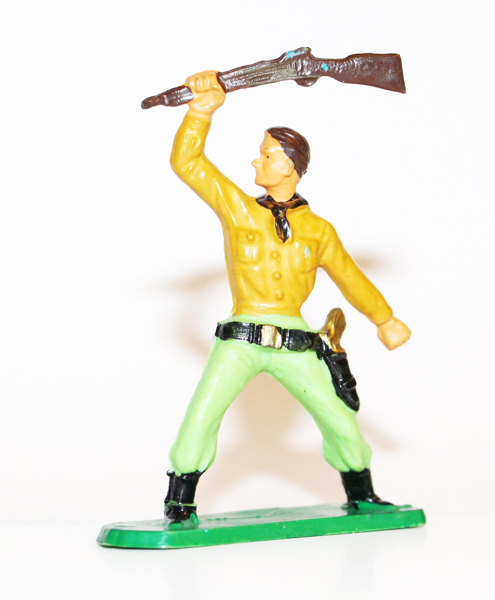 Figurines Starlux Cowboy