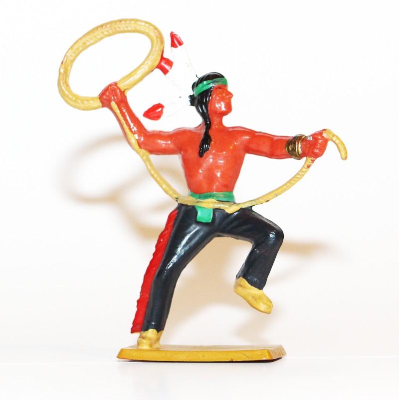 Figurines Starlux Indiens Commanche