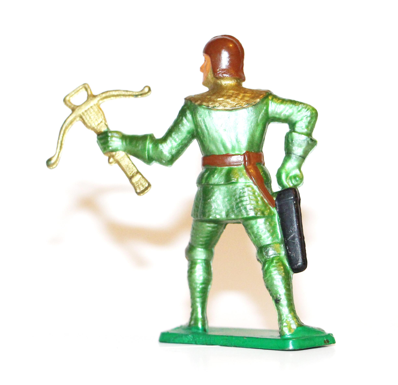 Figurine Starlux Chevalier Moyen Age
