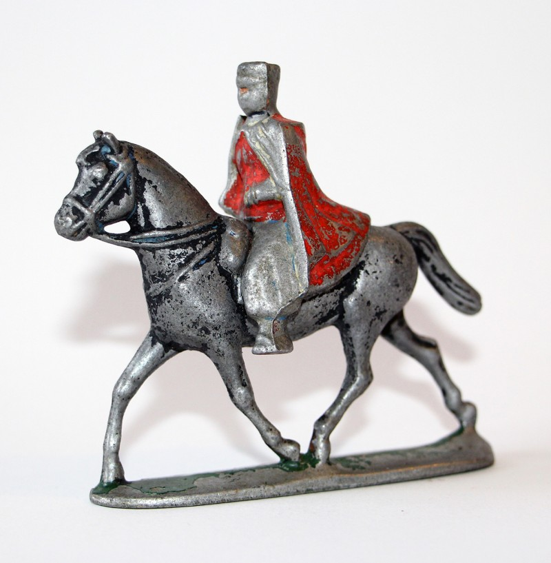 Figurine Quiralu ancienne Spahis 1940