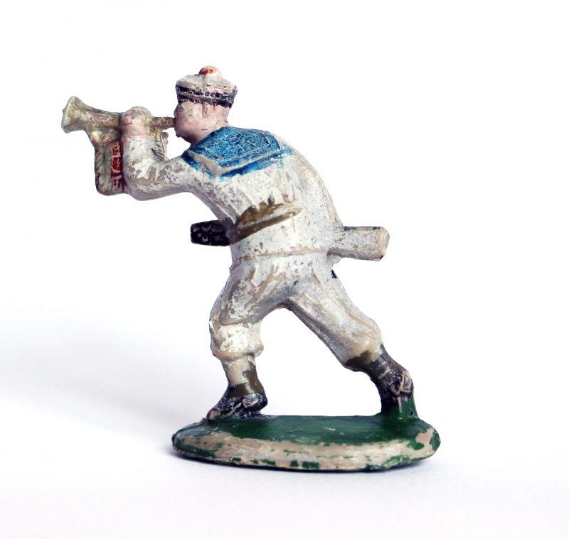 1 Ancienne Figurine Sans Marque - Marins - Marine France
