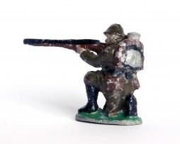 1 Figurine Quiralu Infanterie - 2nd Guerre Mondiale