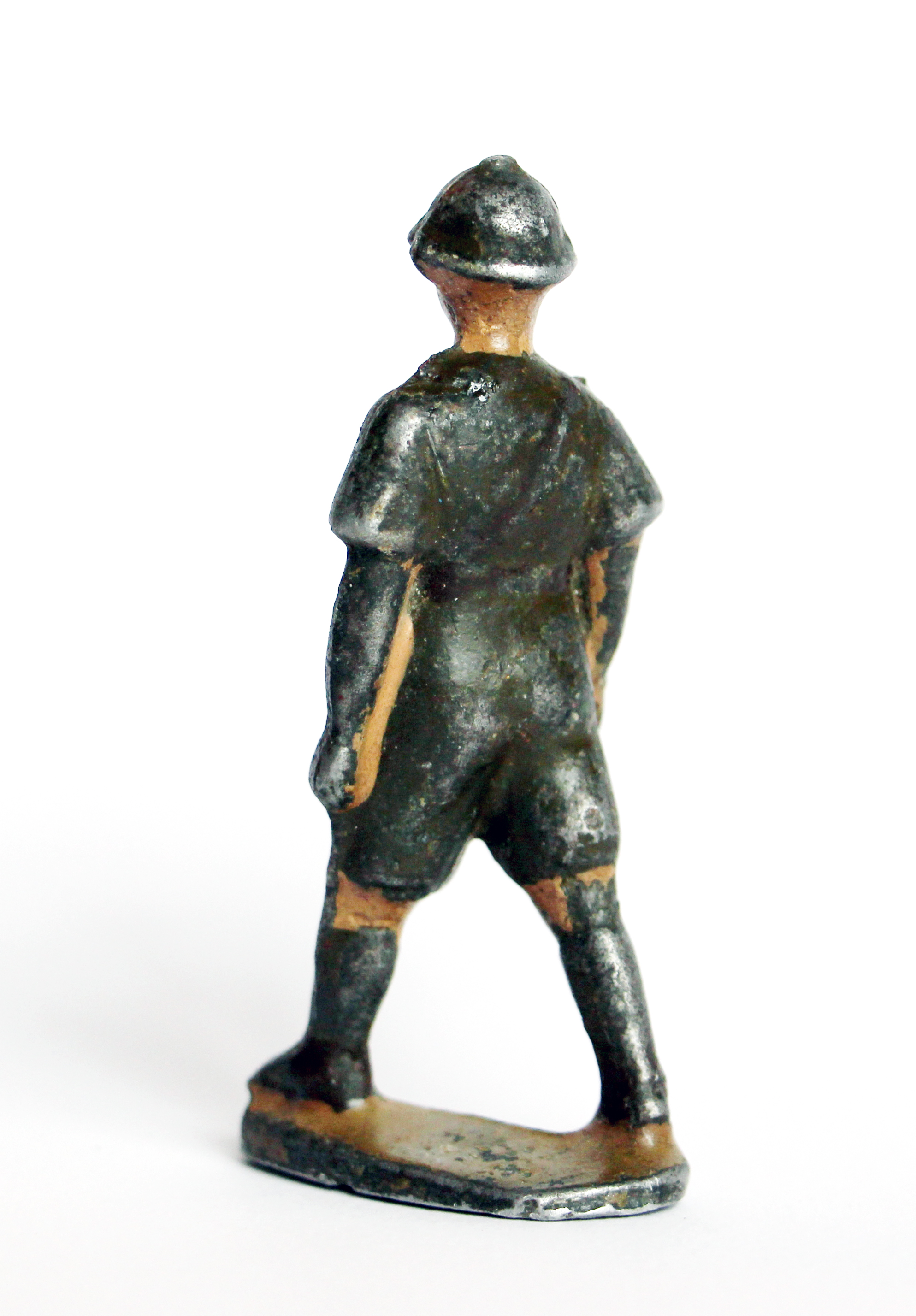 1 Figurine Quiralu Infanterie Colonie - 2nd Guerre Mondiale
