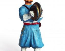 Ancienne Figurine Starlux - Tirailleurs - 1er Edition - Musicien Nouba