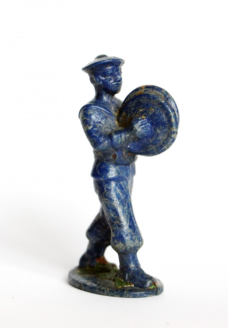 Ancienne Figurine Starlux - Marin - 1er Edition - Musicien