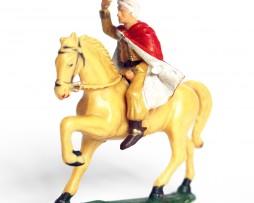 Starlux Spahis Ancienne Figurine