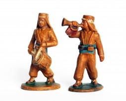 2 Anciennes Figurine Starlux - Légion Etrangère - 1er Génération