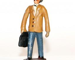 Figurine Ancienne CBG MIGNOT - Personnage ville 1900