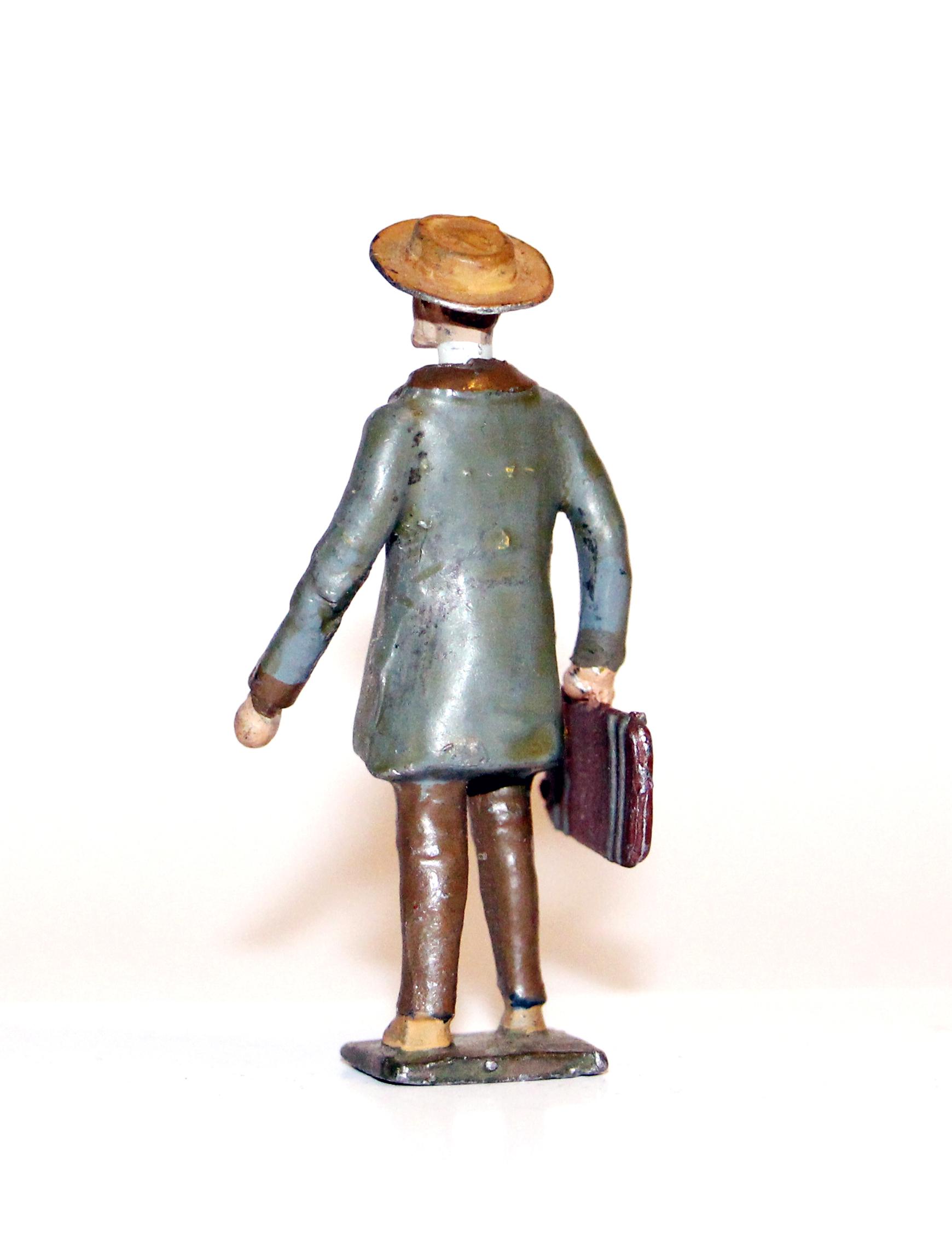 Figurine Ancienne CBG MIGNOT - Personnage Civil 1900