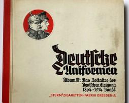 Deutsche Uniformen - Sturm Zigaretten - Album III
