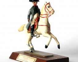 Figurine Ancienne CBG MIGNOT - Napoléon 1er - Cheval socle