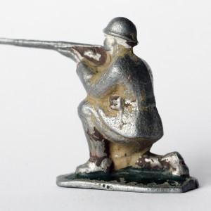 Figurine Quiralu ancienne Infanterie