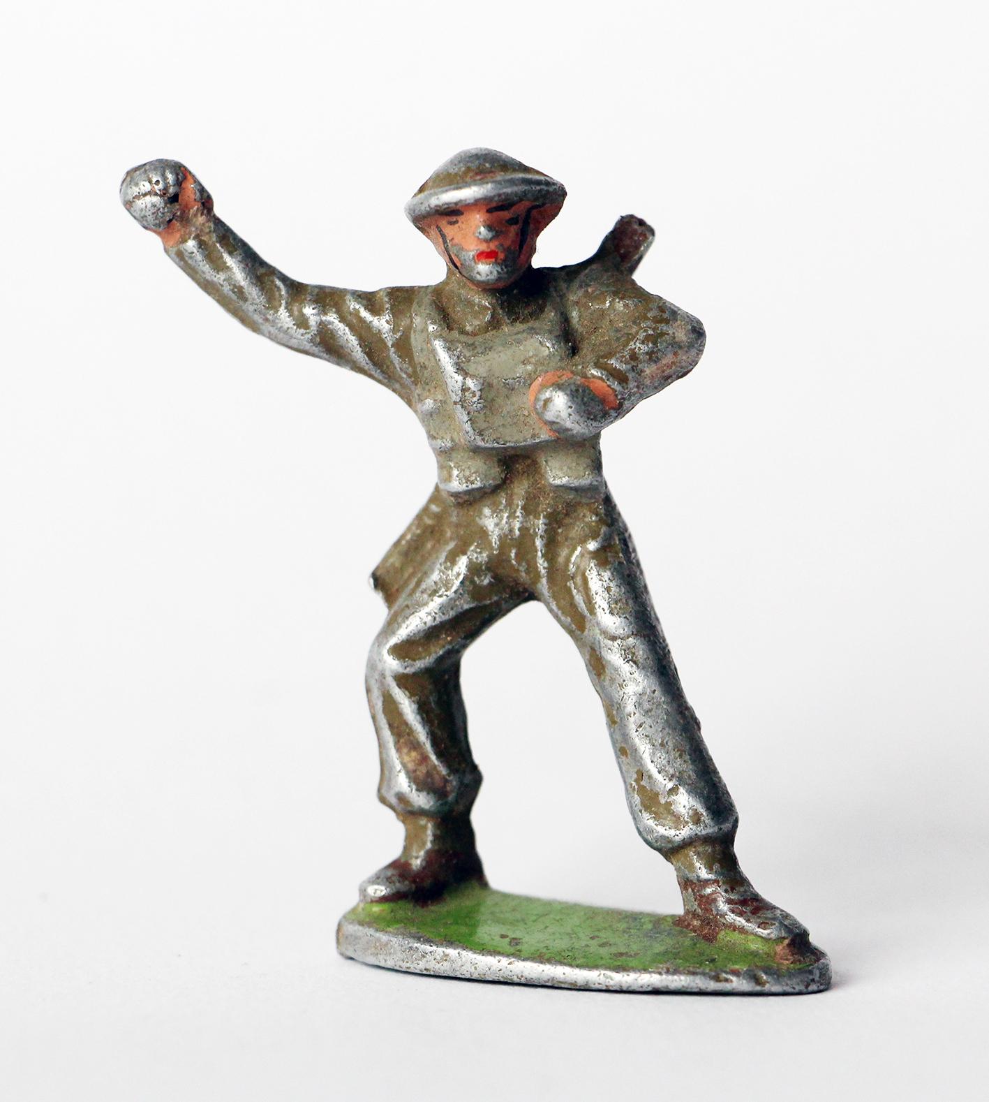 Figurine Quiralu Armée Anglaise