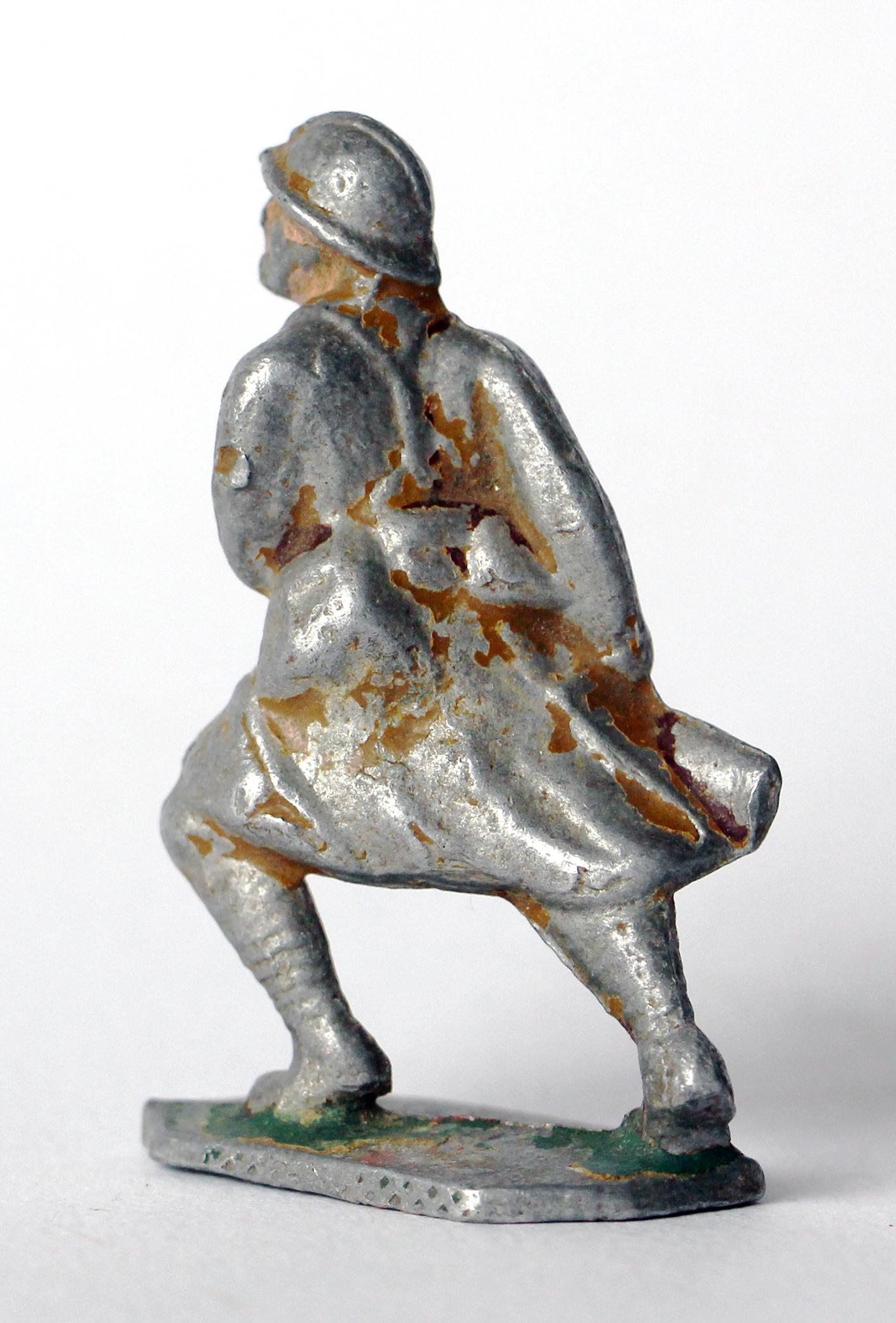 Figurine Quiralu Ancienne Armée Française Infanterie 39/45