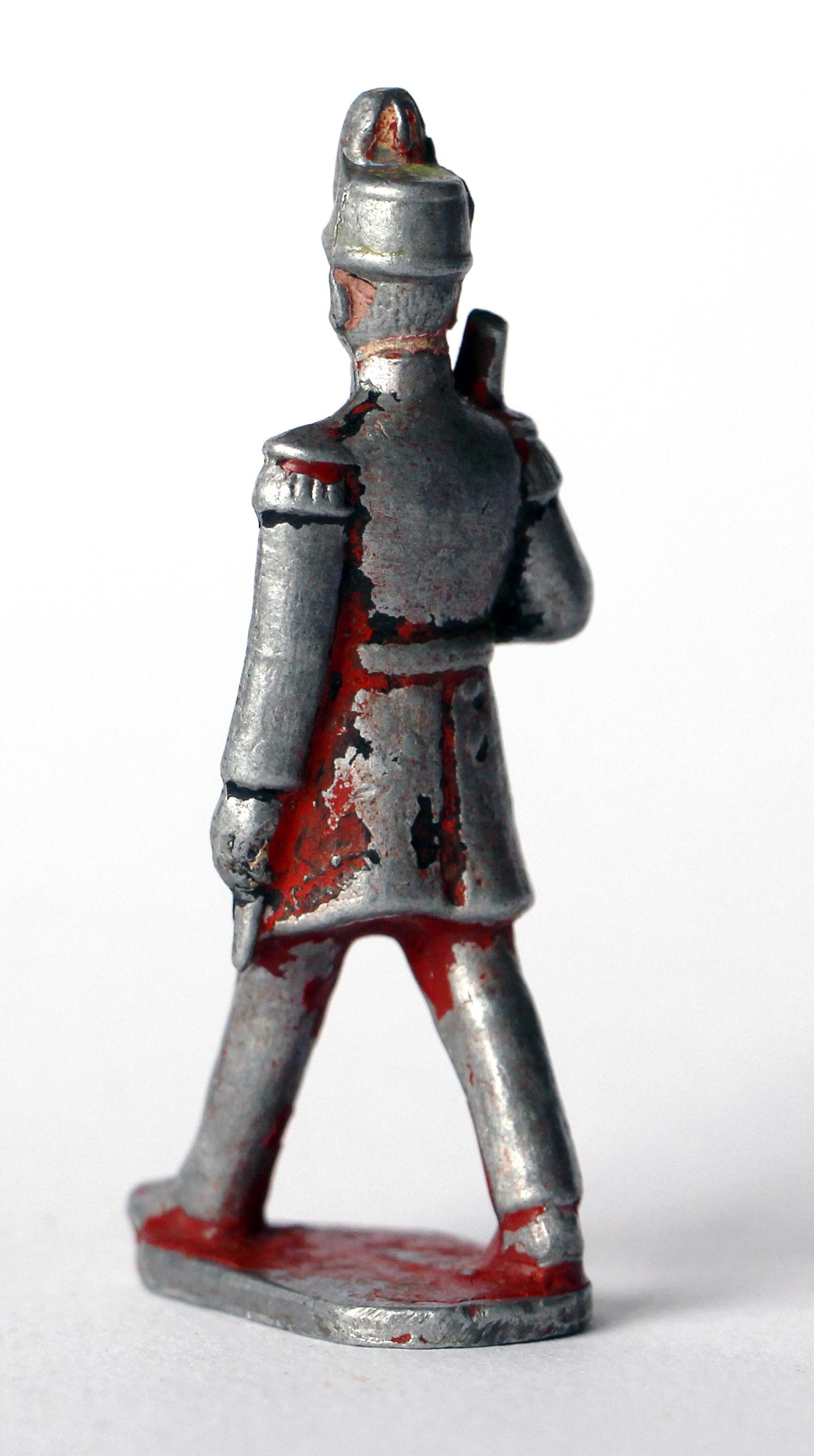 Figurine Quiralu Ancienne St Cyr Armée Française