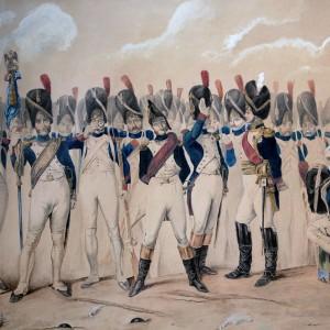 Garde Impériale 1er Empire - Grognards