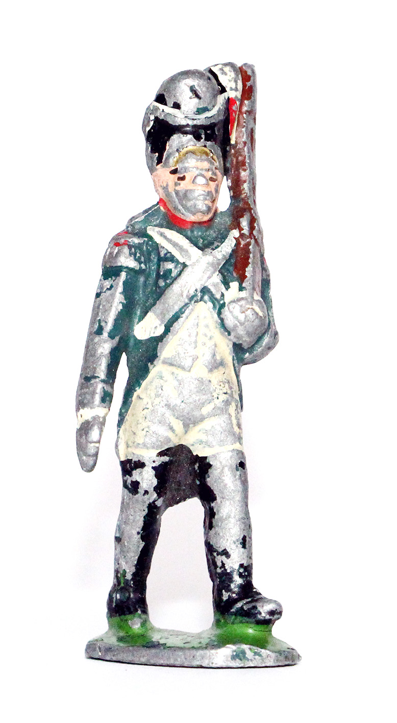 Figurine Quiralu ancienne Grenadier Garde 1er Empire