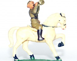 Figurines Ancienne Starlux - Cavalerie - 2nd Guerre Mondiale