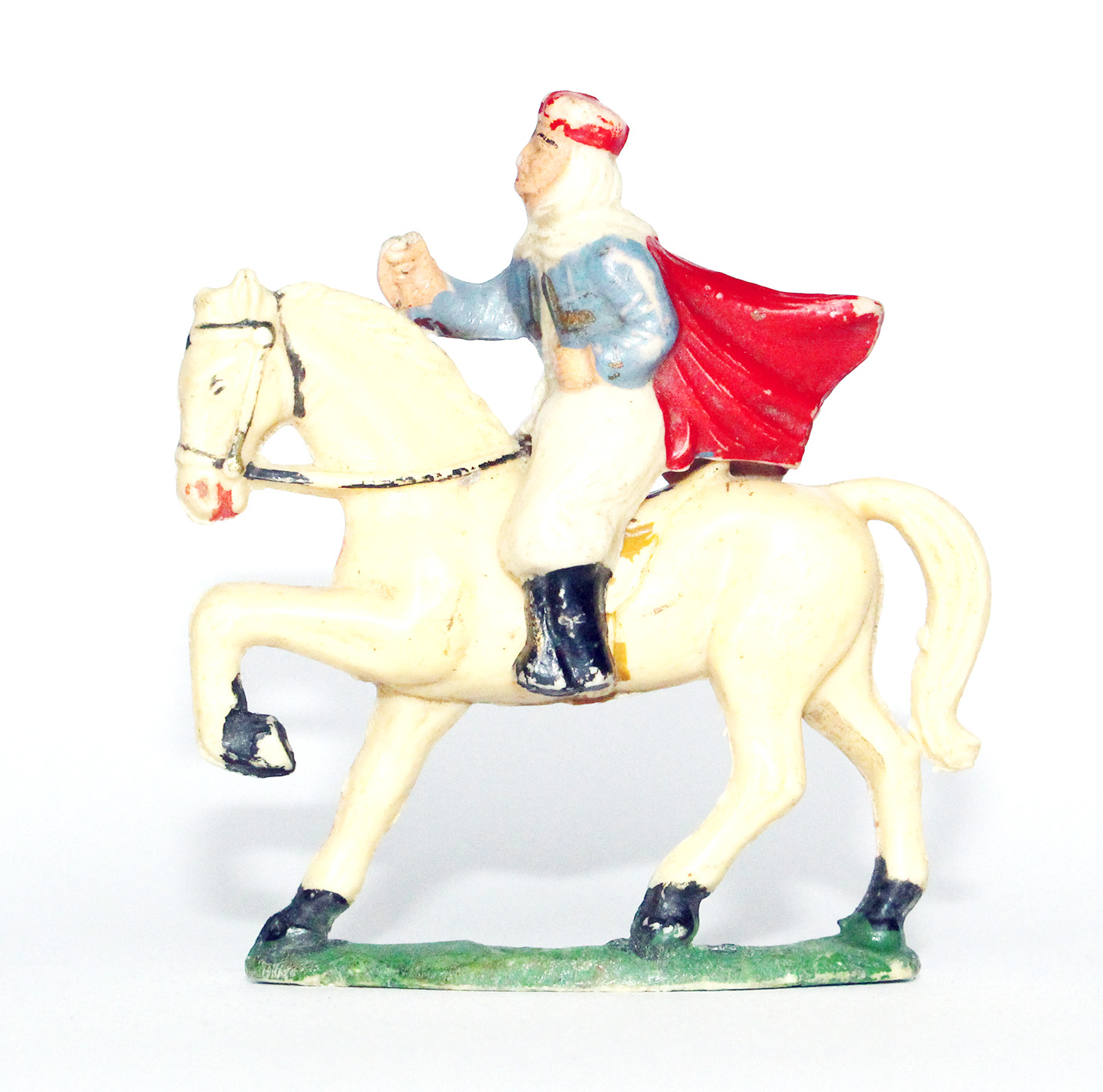 Figurines Ancienne Starlux - Cavalerie - 2nd Guerre Mondiale - Spahis