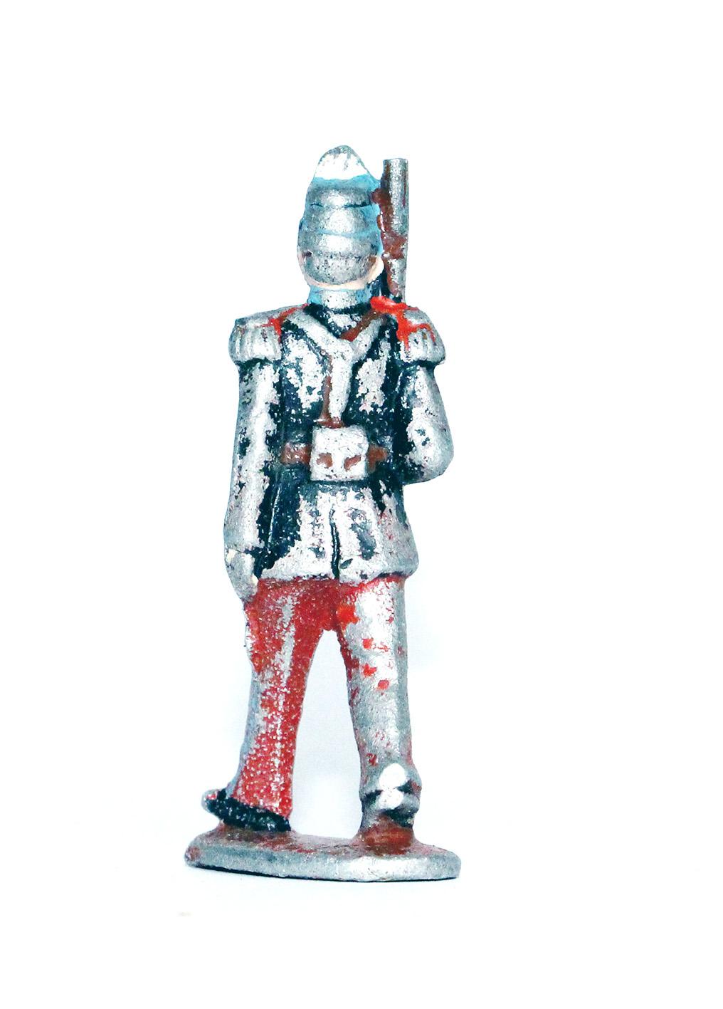 Figurines SaintCyr Militaire Quiralu