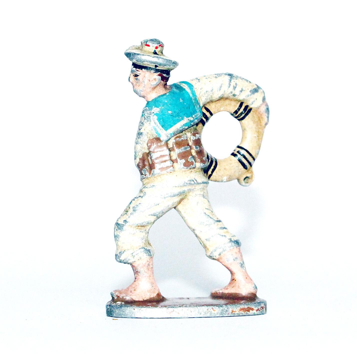 Figurines Marin Militaire Quiralu