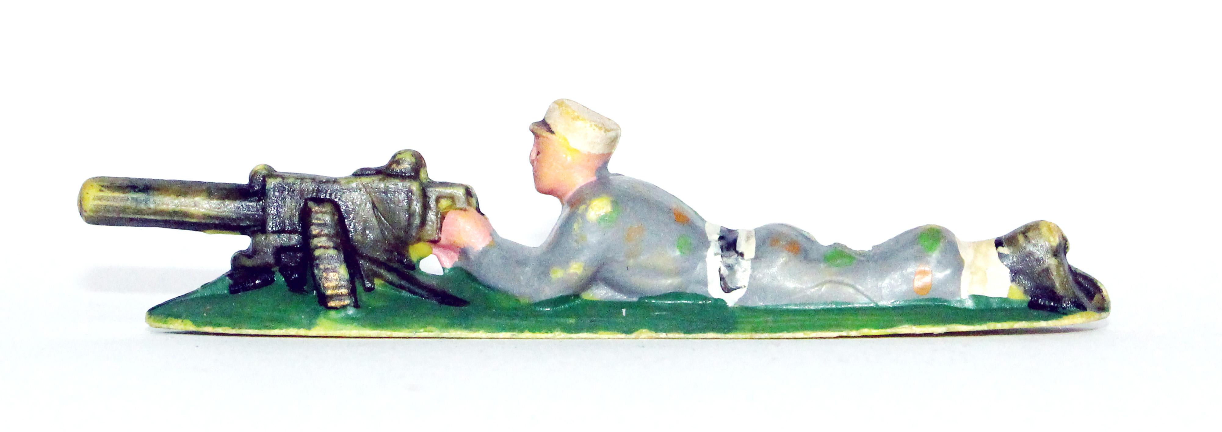 Figurine Ancienne Plastique - Légion Etrangère - Année 50/60
