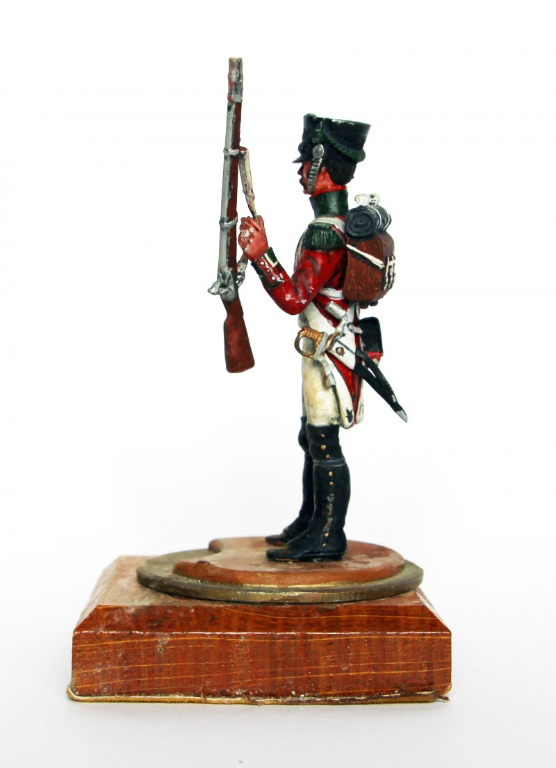 Figurine Series 77 - Peinture collectionneur - Garde de Paris - 1er Empire 1809