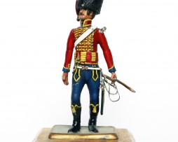 Figurine Series 77 - Peinture collectionneur -6em hussards - 1er Empire 1809