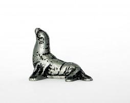 Ancienne Figurine Quiralu année 50/60 - Animal Zoo - Otarie