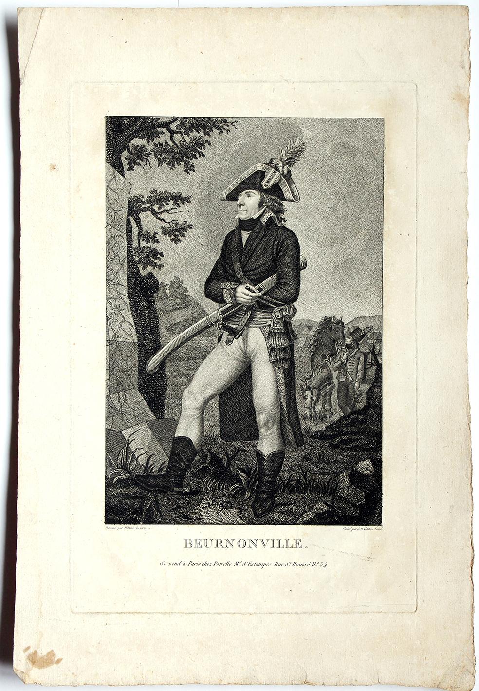 Généraux Révolution 1er Empire