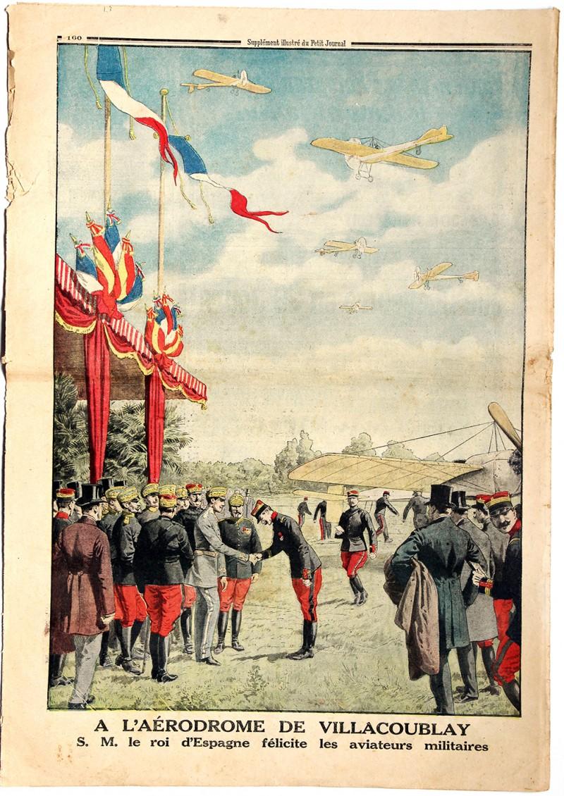 Le petit journal - supplément illustré - 18 mai 1913