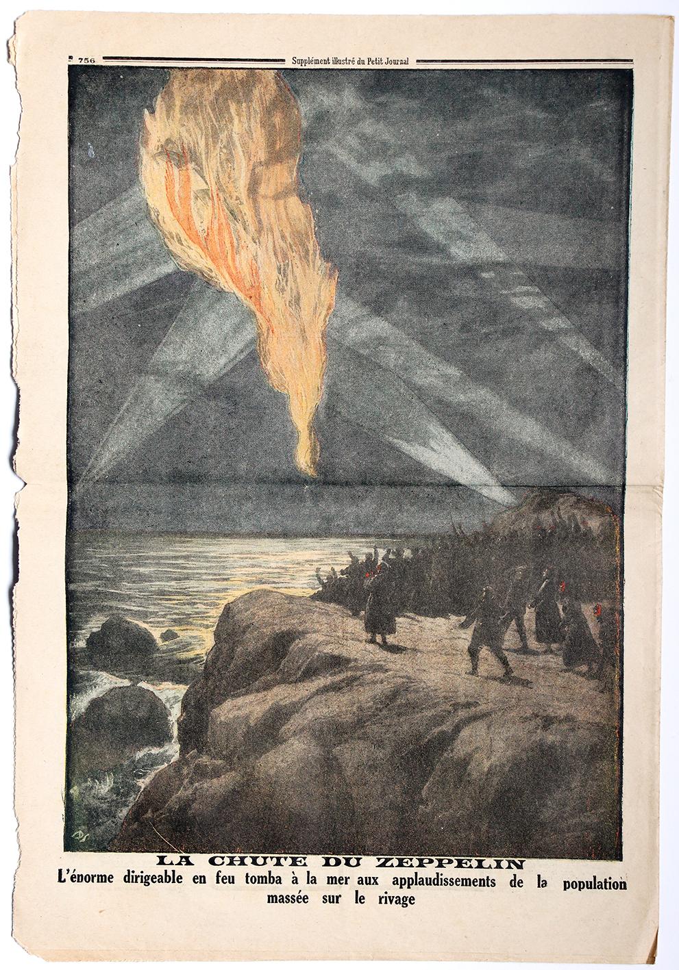 Le petit journal - supplément illustré - 17 décembre 1916