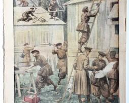 Le petit journal - supplément illustré - 29 octobre 1916