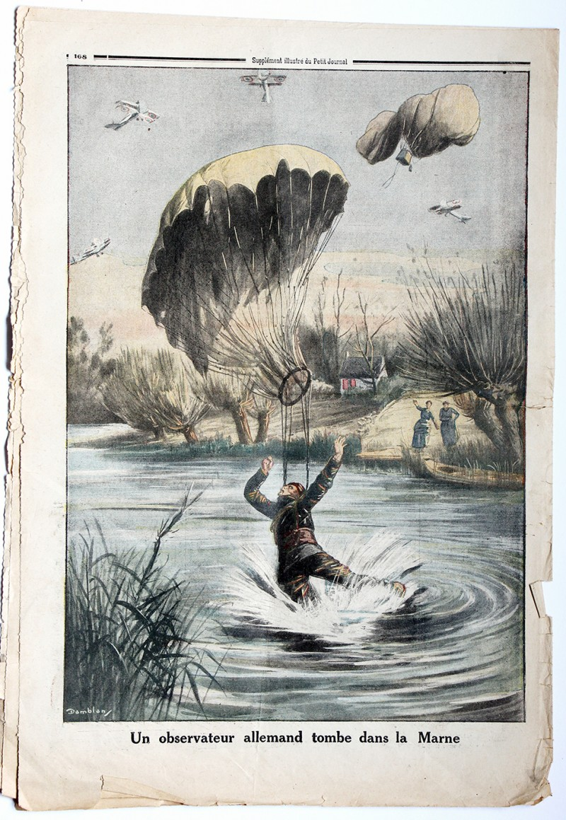 Le petit journal - supplément illustré - 27 mai 1917