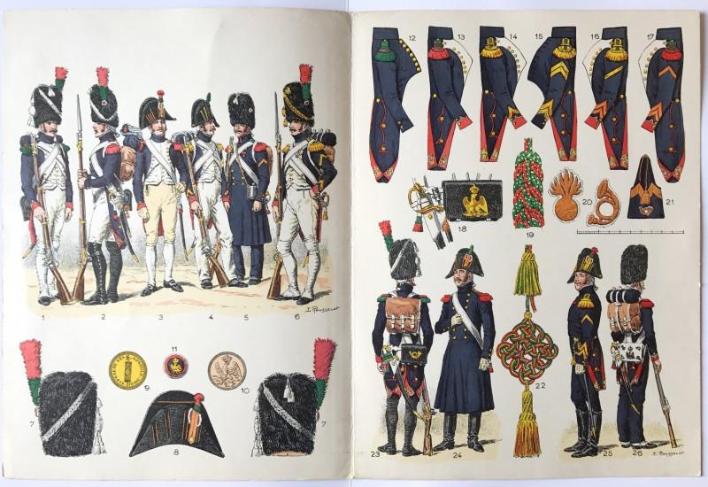 Chasseurs à Pied de la Garde 1800/1815