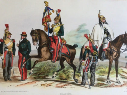 Hippolyte Lalaisse – Costumes de tous les corps de l'Armée et de la Marine Française sous Louis Philippe