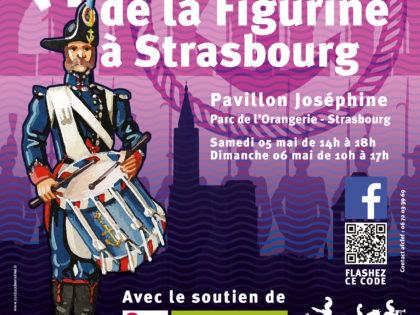 10em Salon Européen de La Figurine de Strasbourg – 05/06 mai 2018
