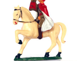 Figurines Ancienne Starlux - Spahis Marocain - 2nd Guerre Mondiale