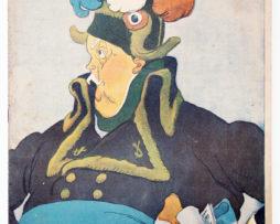 Revue Satirique - La BaÏonnette - Janvier 1917 - Numéro 79 - Guerre 14/18