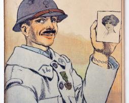 Revue Satirique - La BaÏonnette - Janvier 1917 - Numéro ? - Guerre 14/18