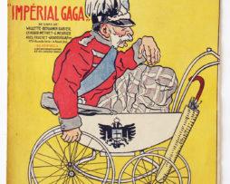 Revue Satirique - La BaÏonnette - Aout 1915 - Numéro 5 - Guerre 14/18