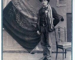 Conscrit Alsacien Classe 1908 - Strasbourg - CDV Grande