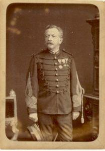 L'INFANTERIE SOUS LA TROISIEME REPUBLIQUE (1883-1894)