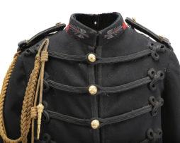 Uniforme 3eme République - Infanterie détaché état major - Armée Française - Lieutenant