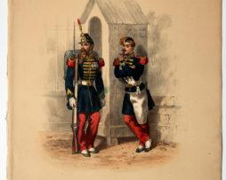 Uniforme Second Empire Voltigeur de la Garde - François Hippolyte Lalaisse